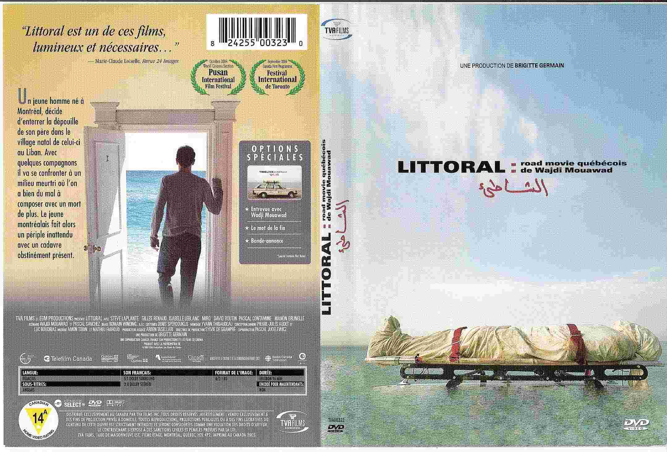 Littotal le film en DVD